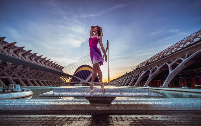 Tata Jashi, ballet dancer from Georgia, Georgia State Ballet, in the City of Arts and Science in Valencia, photos by Raul Duran, raulduranphoto, Ballet photographer, dance photographer, ballet photography